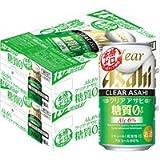 【2ケースパック】クリアアサヒ 糖質0 350ml×48缶 1セット
