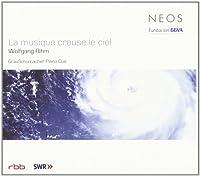 La Musique Creuse Le Ciel/Pno Music