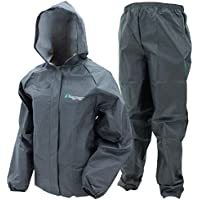 FROGG TOGGS Ultra-Lite2 Waterproof Breathable Protective Rain Suit One-Piece