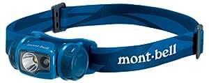 モンベル(mont-bell) ヘッドランプ コンパクトヘッドランプ インディゴ 1124587-IND