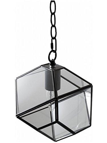 テラリウム型 1灯 ペンダントライト 電球なし 002406 ブラック RO...