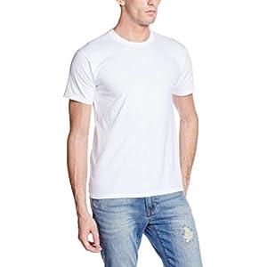 (ヘインズ)Hanes クルーネックTシャツ レンジャーロール HM1EH720S 010 ホワイト M