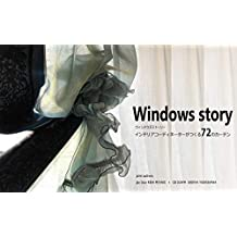 windows story  72 curtains made by interior coordinator (Japanese Edition)
