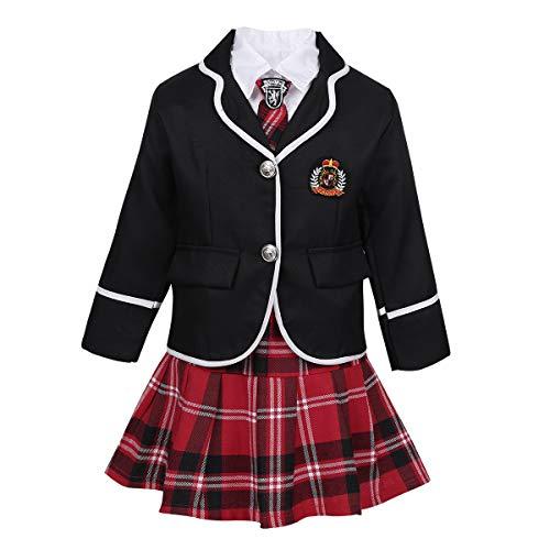 (イーエフイー)EFE 子供 制服 卒業式 スーツ 女の子 ...