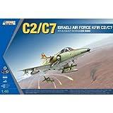 キネティック 1/48 イスラエル空軍 クフィール C2/C7 プラモデル KNE48046