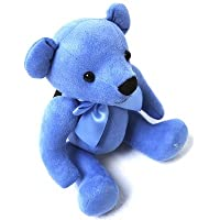 Little rainbow Teadybear Blue