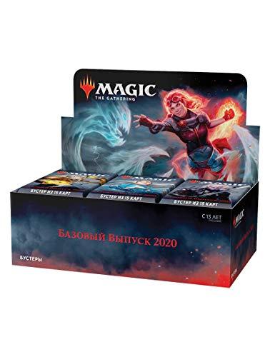基本セット2020 ロシア語版 ブースターパックBox(36パック入) マジック:ザ・ギャザリング