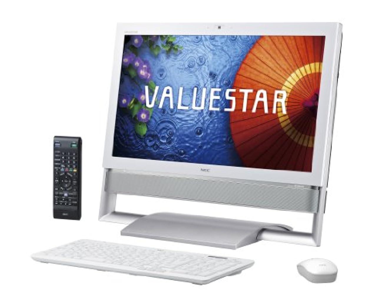パーティーボタン有望NEC PC-VN770SSW VALUESTAR N