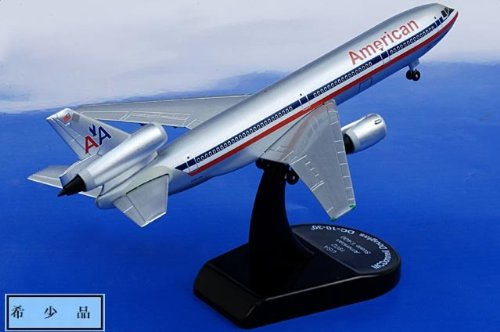 1:400 モデル パワー 航空 コレクション 5820-1 マクドネル ダグラス DC-10 ダイキャスト モデル アメリカン 航空, 1972 並行輸入品