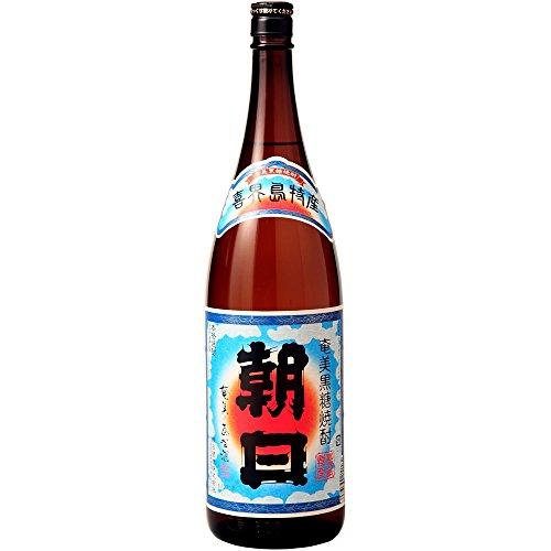 黒糖焼酎「朝日」