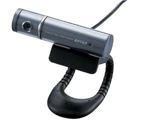iBUFFALO Webカメラ Cmos200万画素 UVC対応 単体 ガンメタリック BSW20K04GM