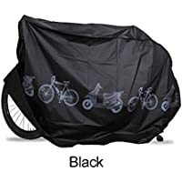 Niome Bicycle Protector Lockable Waterproof Bike Cover for Outdoor Protection from Sun Rain Dust