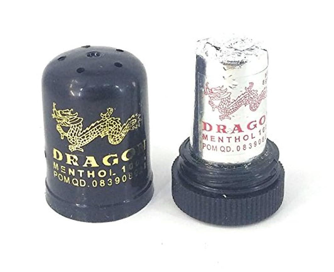 クレタ安全な石炭Dragon po'pengメントールgosok(コーン)のhsp、8グラム