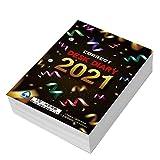 コレクト 手帳用リフィル 2021年 I型 W型 デイリー 卓上 D-101 2021年 1月始まり