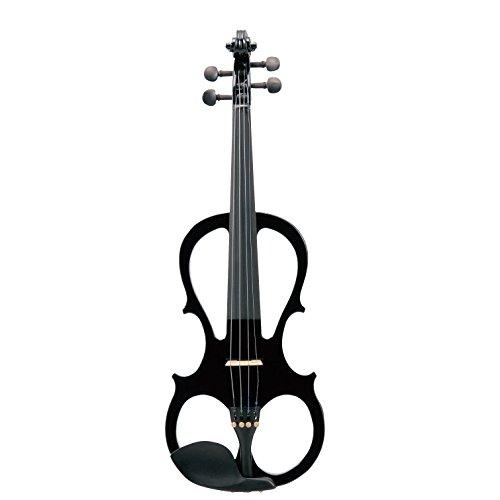 キクタニ エレクトリックバイオリン  4/4サイズ ESV-380 BLK