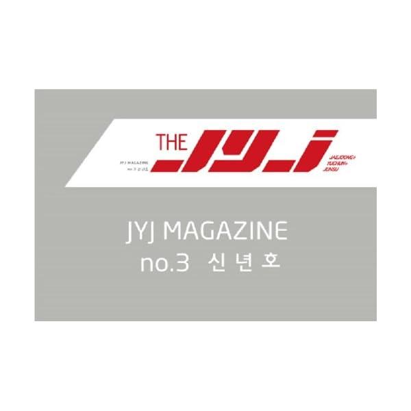 「THE JYJ MAGAZINE no.3」J...の商品画像