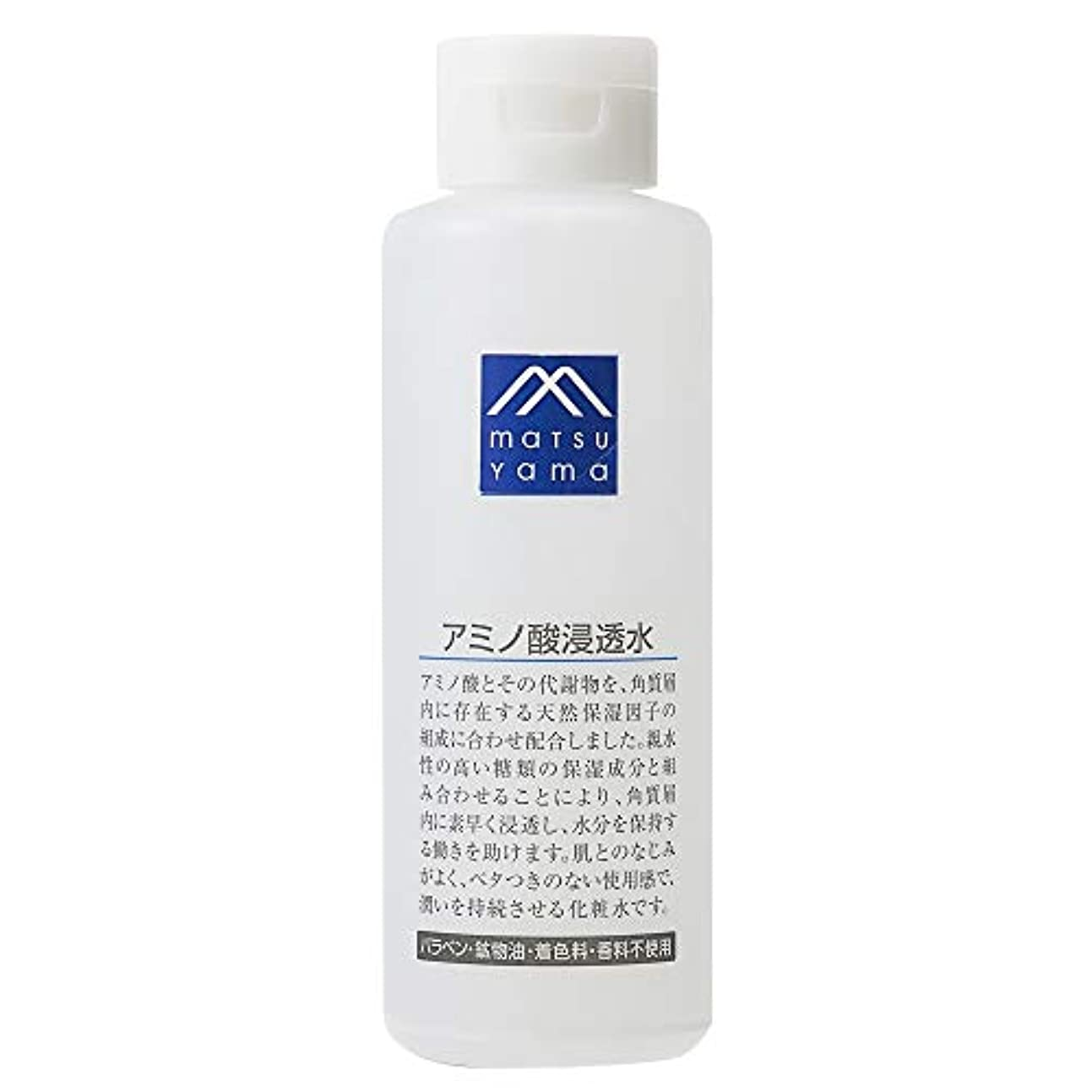 ドナウ川取得ファンMマーク(M-mark) アミノ酸浸透水 化粧水 200mL