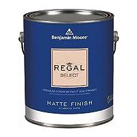 ベンジャミンムーアペイント リーガル セレクト マット 艶消し 水性塗料 2132-20 ebony king 4L