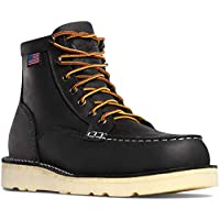 Danner Men's Bull Run Moc Toe Work Boot