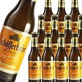 ドイツビール シェッファーホッファー ヘフェヴァイツェン 330ml瓶×24本
