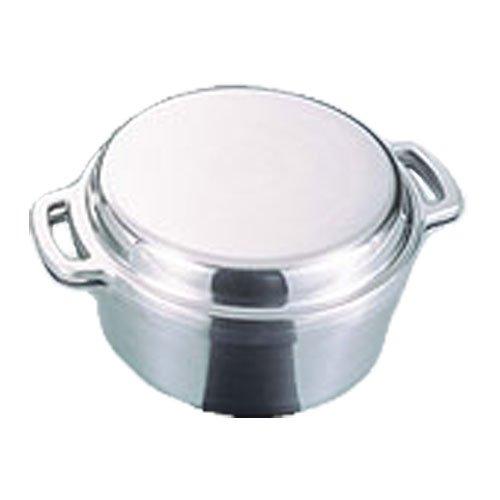 無水鍋 24cm (水を加えずに調理できる無水調理鍋)