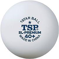 TSP 卓球 ボール プラスティックボール SL-PREMIUM 40+ 3スター