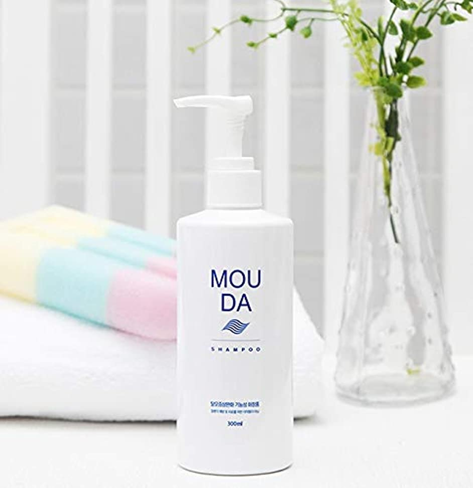 たるみぞっとするようなスライムMOUDA SHAMPOO 300ML モウダシャンプー300ML ヘアケア 頭皮ケア Korean Cosmetics Womens Mens Hair Care Hair Loss