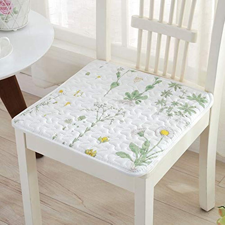提唱する下るがんばり続けるLIFE 現代スーパーソフト椅子クッション非スリップシートクッションマットソファホームデコレーションバッククッションチェアパッド 40*40/45*45/50*50 センチメートル クッション 椅子