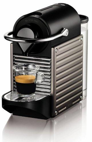 Nespresso オートタイプ PIXIE(ピクシー) チタン C60TI (お試し用カプセル付)の詳細を見る