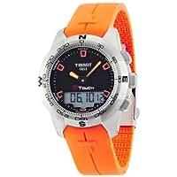 [ティソ]TISSOT 腕時計 T-TOUCH II(ティータッチ2) T0474201705101 メンズ 【正規輸入品】