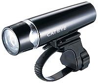 CatEye Uno Bicycle Headlight (Black) HL-EL010 [並行輸入品]