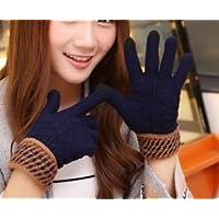 Reliabestタッチスクリーン手袋の女性とメンズ100 %暖かい、防風、軽量、アウトドア、ショートメッセージ、ランニング、キャンプ