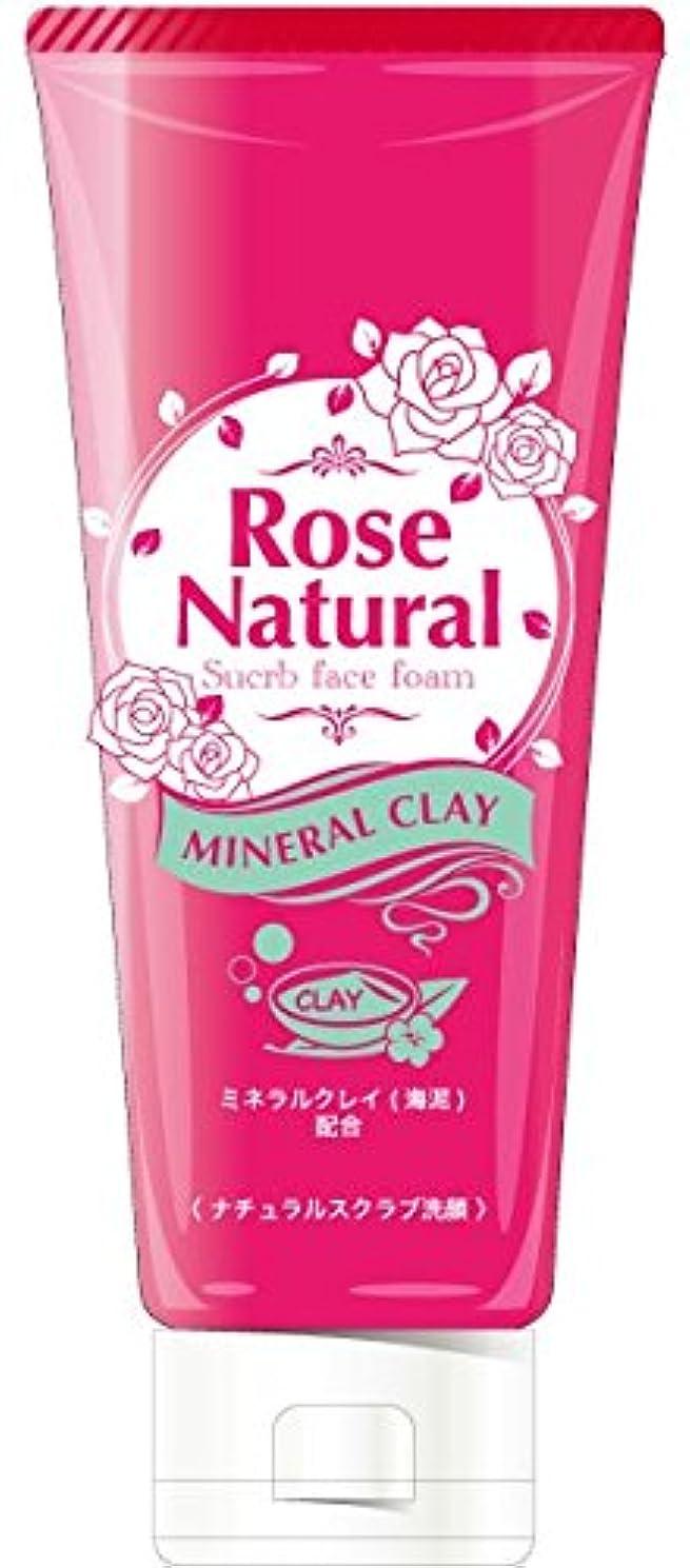 広告主熱意擬人化コスメテックスローランド ピュアロゼティ 洗顔フォームC(クレイ) 120g