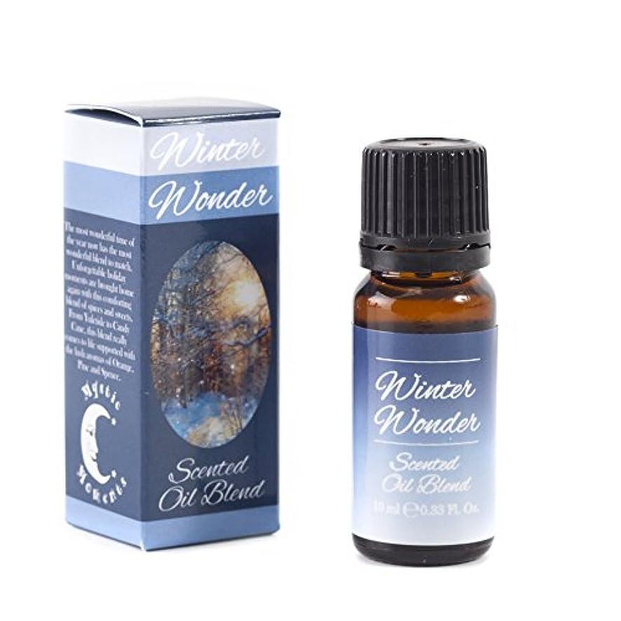 投獄床を掃除する先生Mystic Moments   Winter Wonder - Scented Oil Blend - 10ml