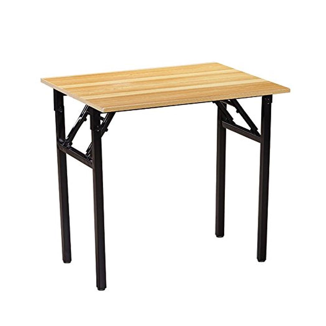 故意の雇ったゆりHUO,テーブル シンプルな折り畳み式のテーブル四角いテーブルの家小家族4テーブルバー屋外テーブルのテーブルのダイニングテーブル 多機能 (サイズ さいず : A40)