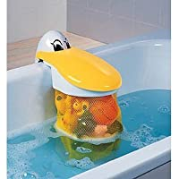 KidsKit Pelican Bath Toy Storage Pouch | Bath Toy Organizer by Kids Kit [並行輸入品]