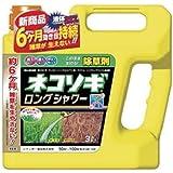 レインボー薬品 除草剤 ネコソギロングシャワー 3L 除草剤