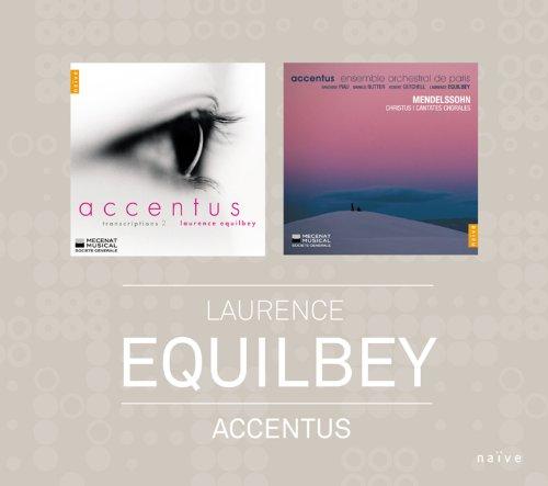トランスクリプション | メンデルスゾーン / アクサンチュス (Mendelsshon, J.S.Bach etc. : Works / Laurence Equilbey, Accentus etc.) (2CD) [輸入盤] [Limited Edition]