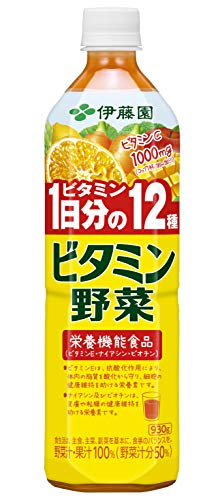 ビタミン野菜 930g ×12本
