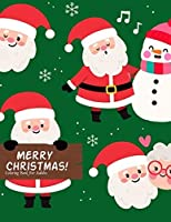 Christmas Coloring Book For Adults: Happy New Year , Christmas Coloring Book , Coloring For Adults , A Fun Coloring Book For Adults