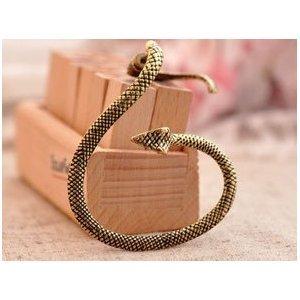 [해외]뱀 귀걸이 고딕 펑크 뱀 귀걸이 한쪽 귀를 용 뱀이야 카 후스 액세서리 유니섹스 남녀 겸용/Snake earrings Gothic punk snake earrings Snake snake ear cuffs accessories Unisex unisex