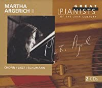 Martha Argerich 2 (Great Pianists of the Twentieth Century series) (1999-07-20)