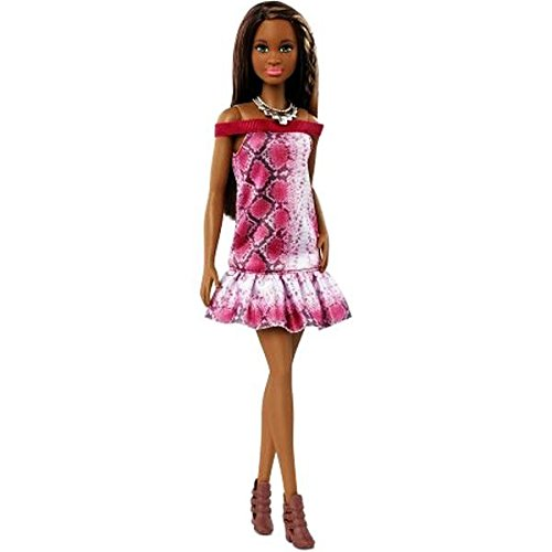 Barbie Fashionistas Doll Snake...