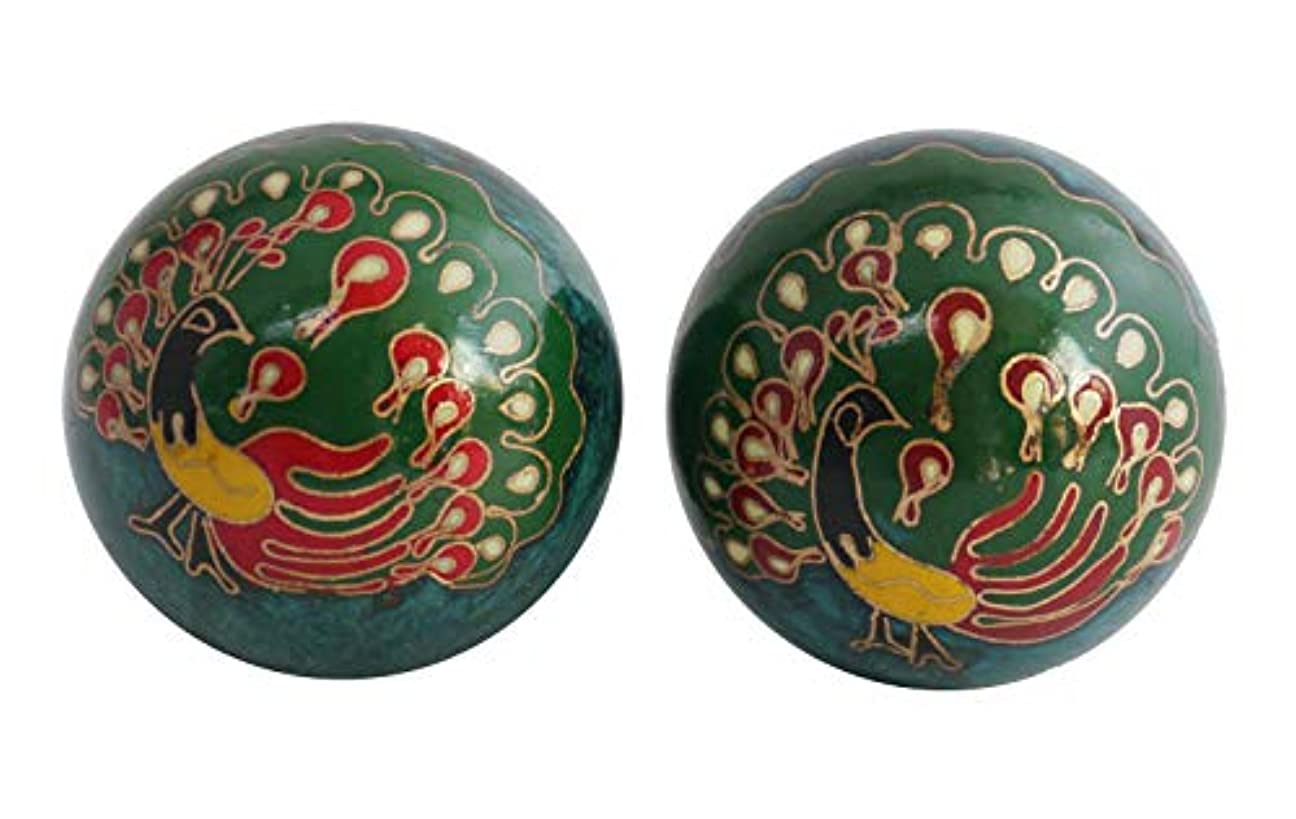 カウントアップブランチ充実(展示品)風水 健身球(けんしんきゅう)健康玉 太極球