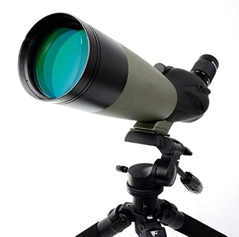 望遠鏡 バードウォッチングカメラ携帯電話カメラレンズ、シングルチューブ望遠鏡Hdナイトビジョン、18-55X65のワンピース