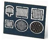 レスキューモデル 1/72 ブダペスト市 下水道グレーチング Aタイプ プラモデル用パーツ RSC72104