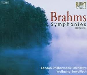 ブラームス:交響曲全集(3枚組)(Brahms:Symphonies(complete))