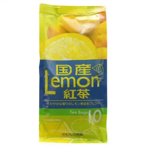 のむらの茶園 国産レモン紅茶 2.5g×10P