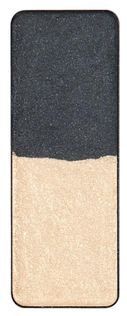 パイプラインリーフレット瞑想するヴィザージュ ツインカラー 1002ストーンブラック/シャンパンゴールド