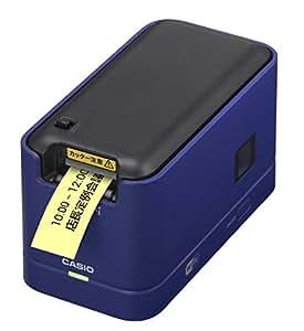 カシオ ラベルライター メモプリ Wi‐Fi対応 ブルー MEP-F10-BU